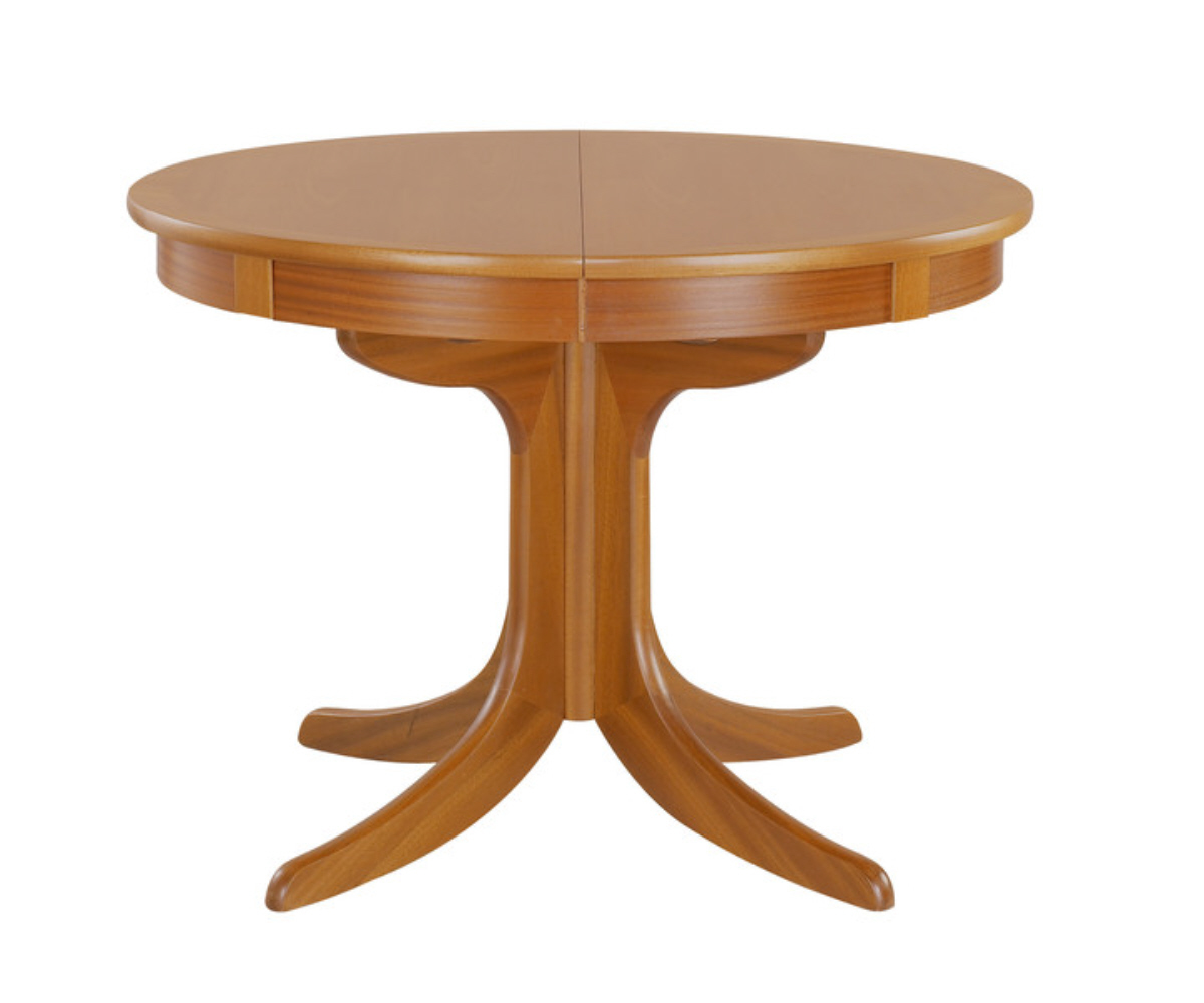 Nathan Classic Teak 2124 Circular Pedestal Dining Table  : nathanclassicteak2124circularpedestaldiningtable from www.rgcole.co.uk size 1200 x 1000 jpeg 179kB