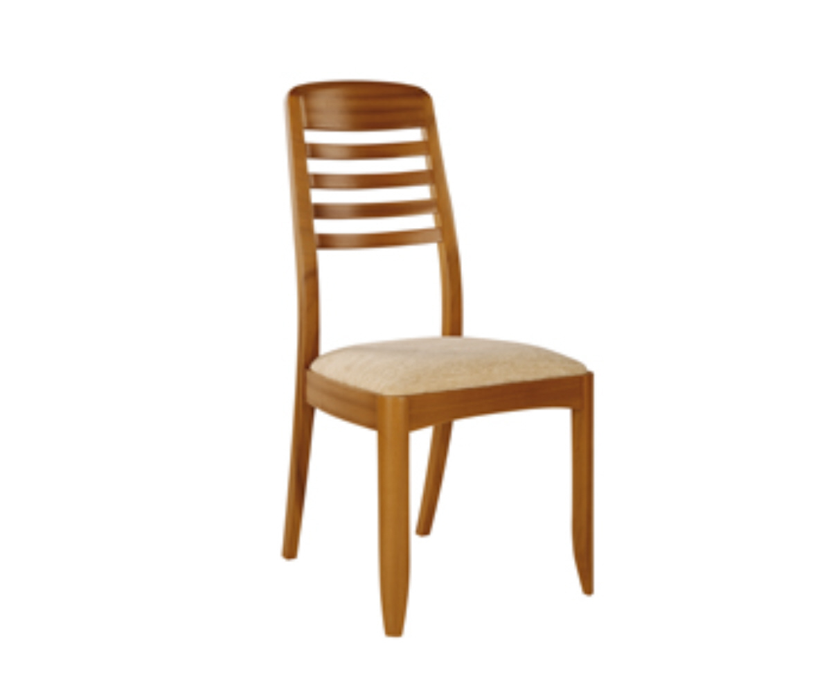 Nathan Classic Teak 3814 Ladder Back Dining Chair