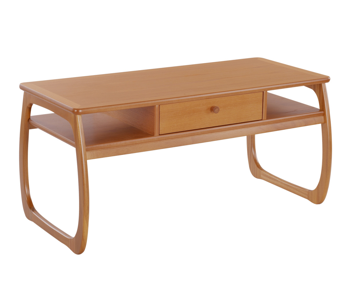 Nathan classic teak 5434 burlington coffee table classic for Furniture classics ltd coffee table
