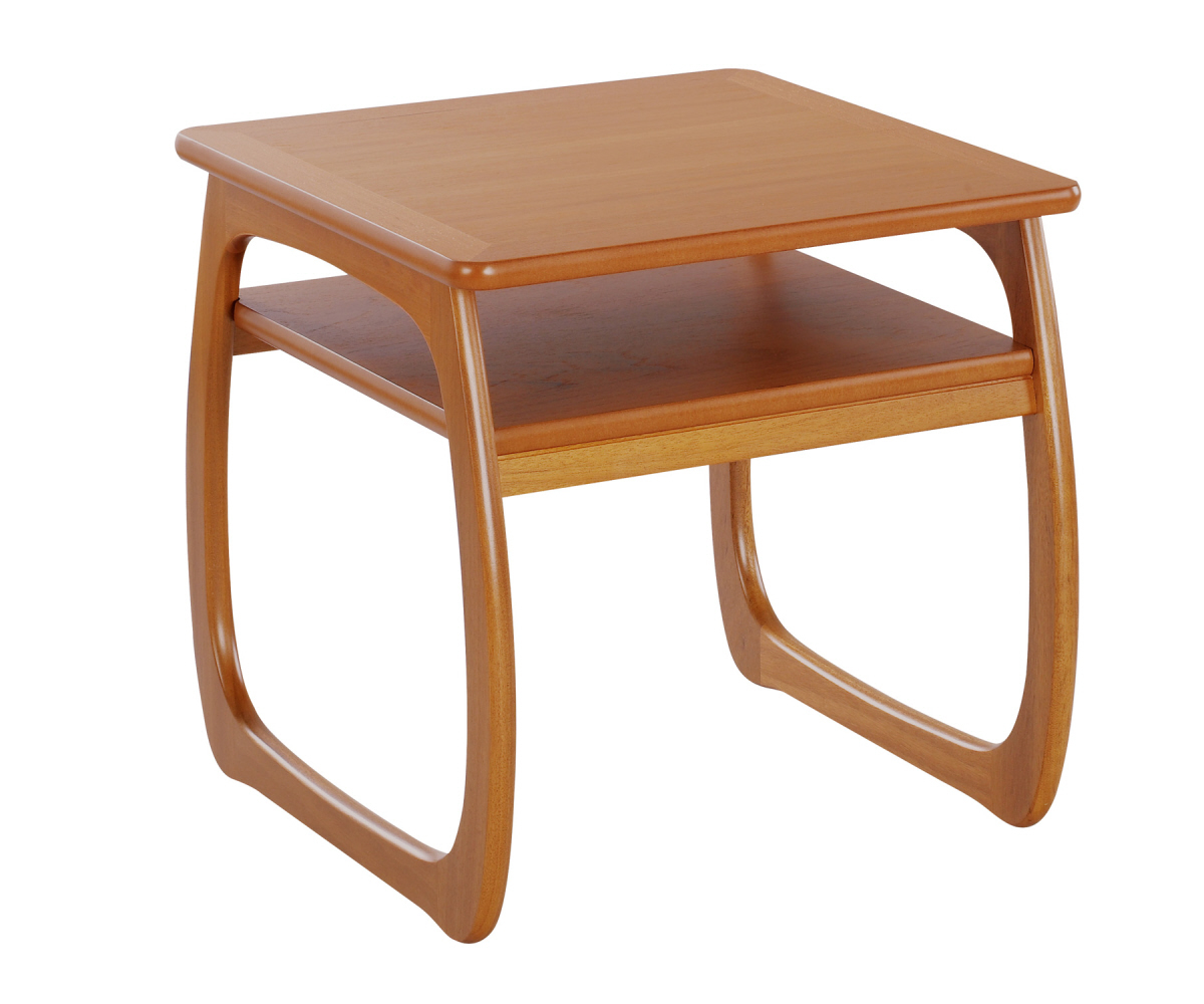 Nathan Classic Teak 5444 Burlington Lamp Table
