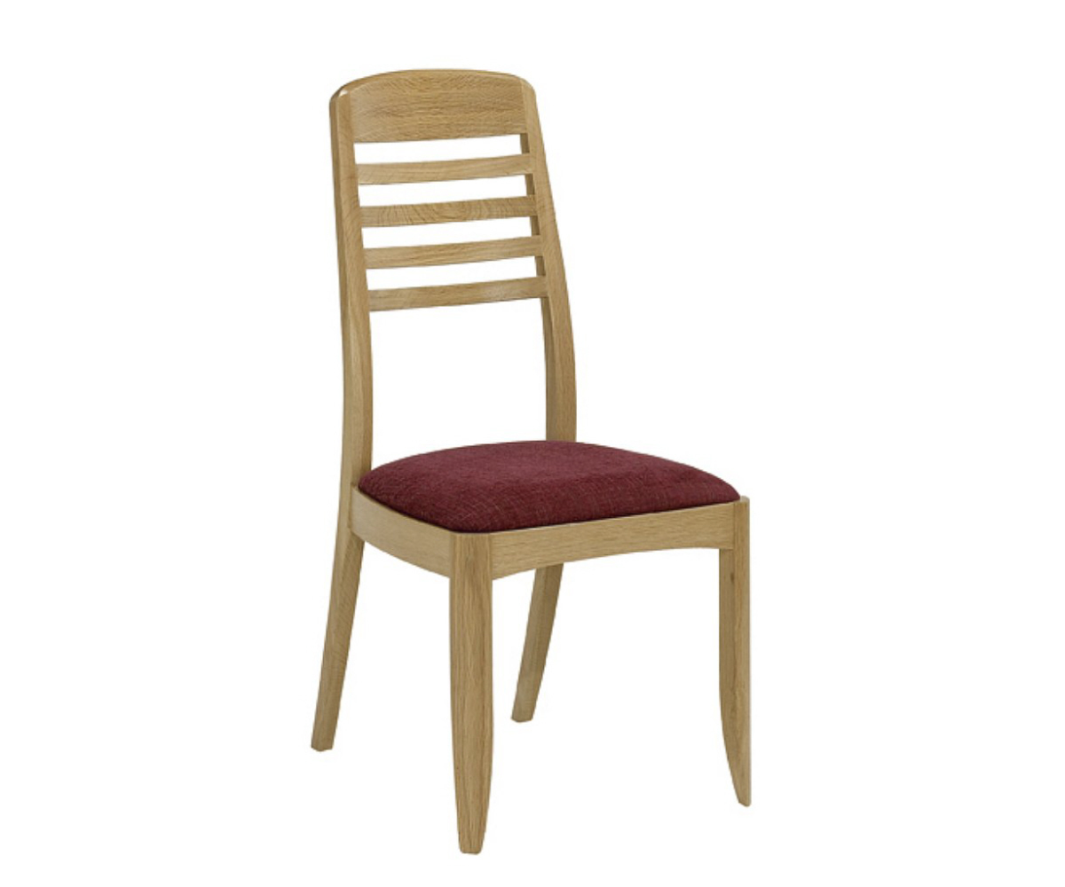 Nathan Shades Oak 3815 Ladder Back Dining Chair