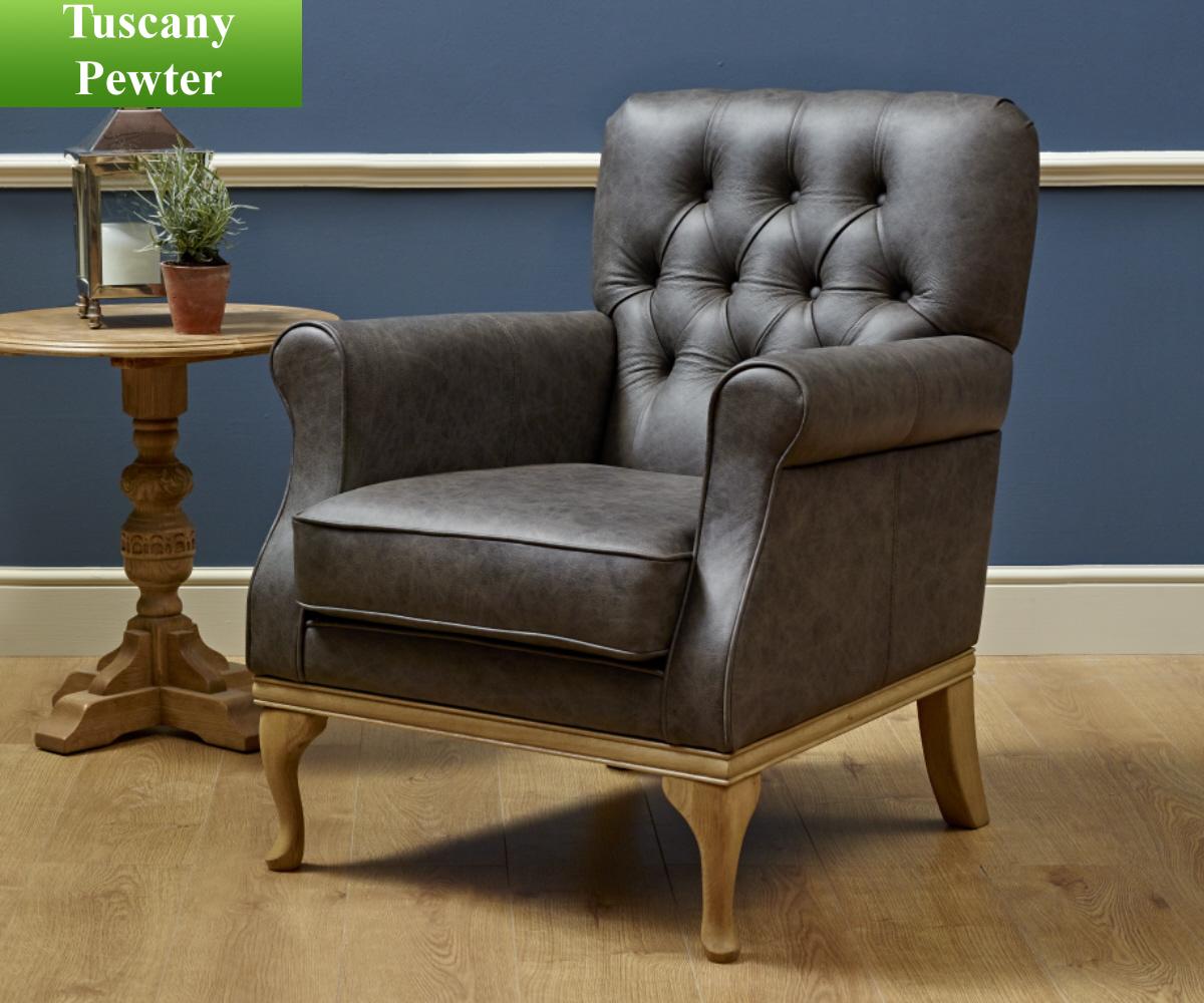 Old Charm Burnham Armchair Arm Chair Rg Cole Furniture Limited