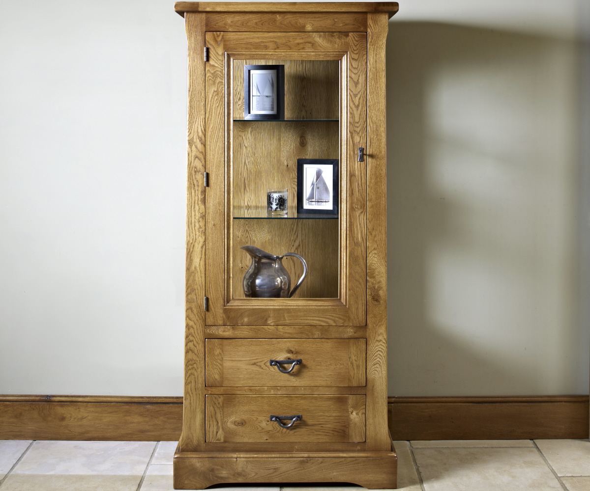 Old Charm Chatsworth 2880 Display Cabinet