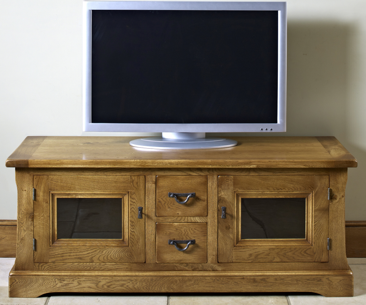 Old Charm Chatsworth 2883 Large TV Cabinet