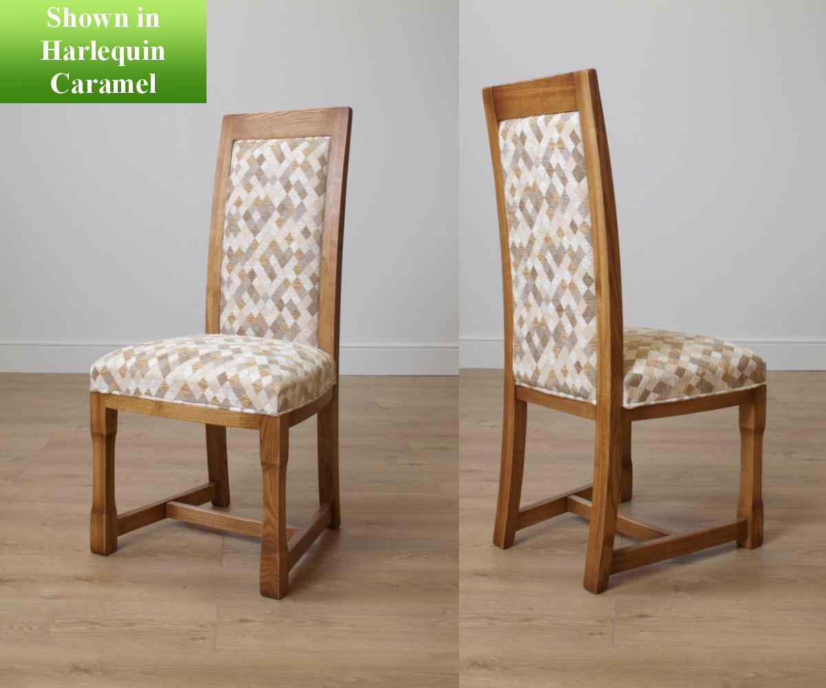 Cloth Dining Room Chairs: Old Charm Chatsworth 2899 Fabric Dining Chair