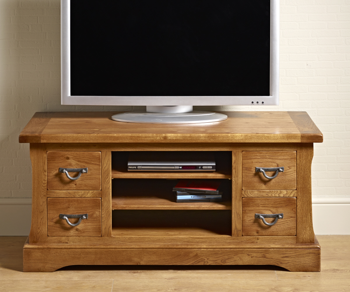 Old Charm Chatsworth 2966 Small TV Cabinet