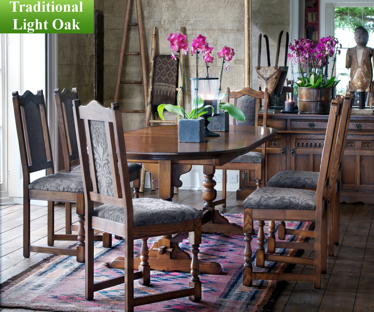 ... Old Charm Classic 2067 Lancaster Dining Chair ...