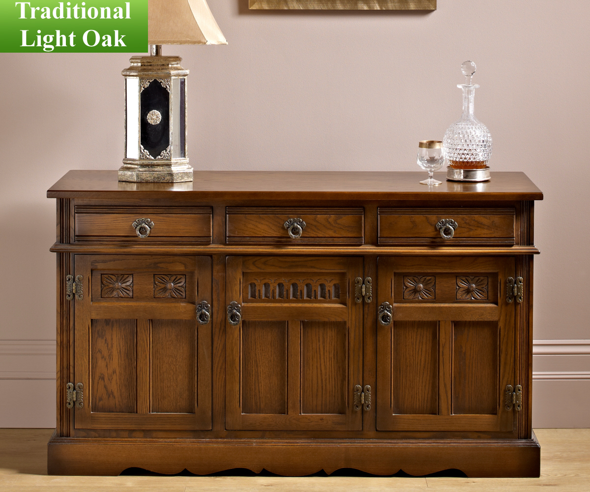 Old Charm Classic 2145 Lancaster Sideboard