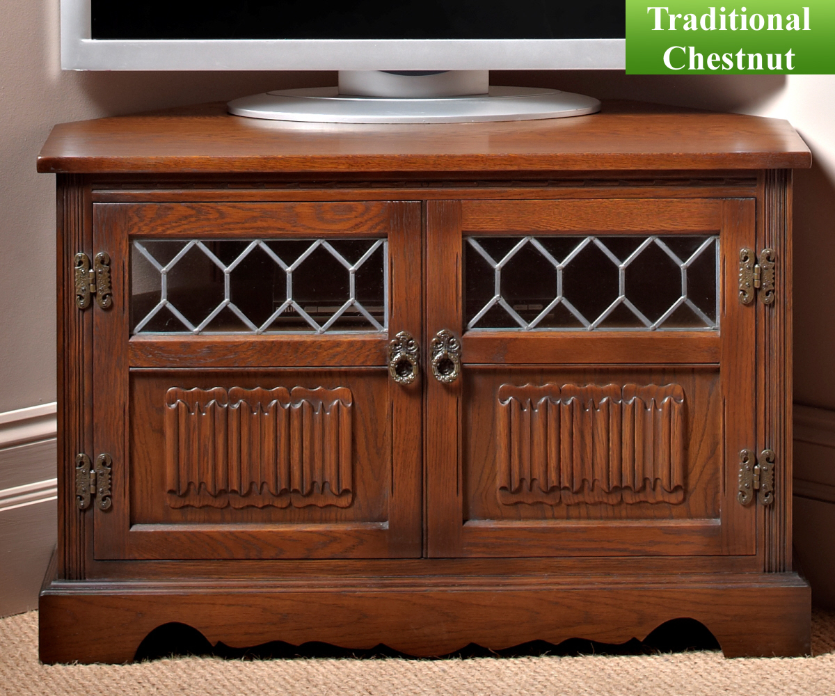 Old Charm Classic 2264 Corner TV Cabinet