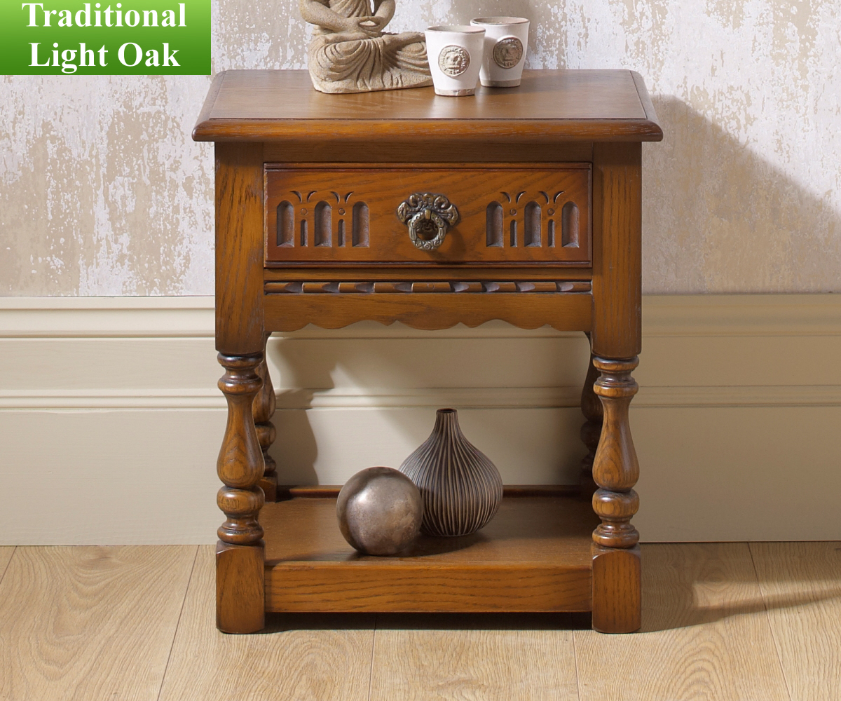 Old Charm Classic 2325 Lamp Table