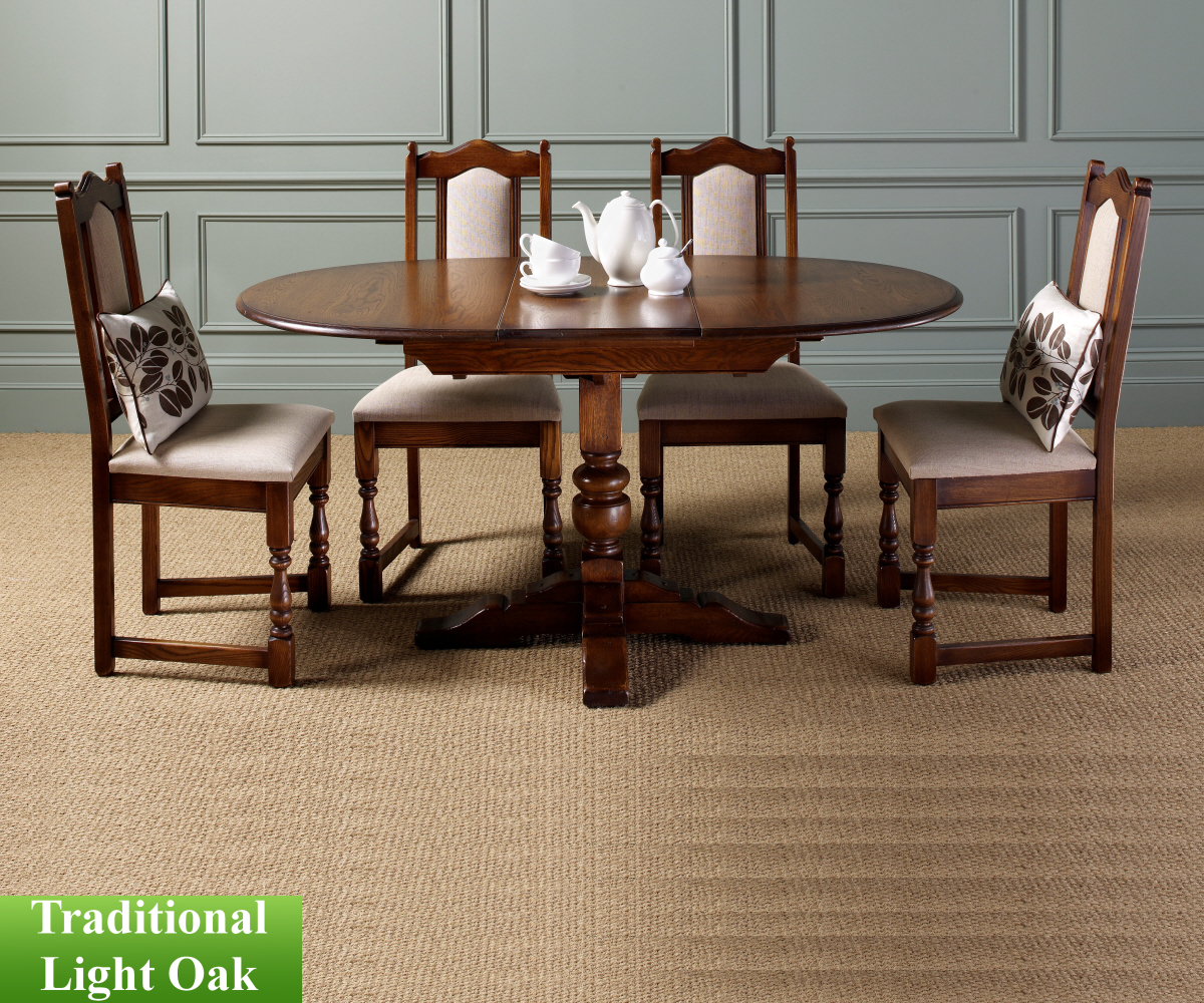 Old Charm Classic Aldeburgh Dining Table Dining Tables RG - At clearance prices hertford dining set by wood bros old charm