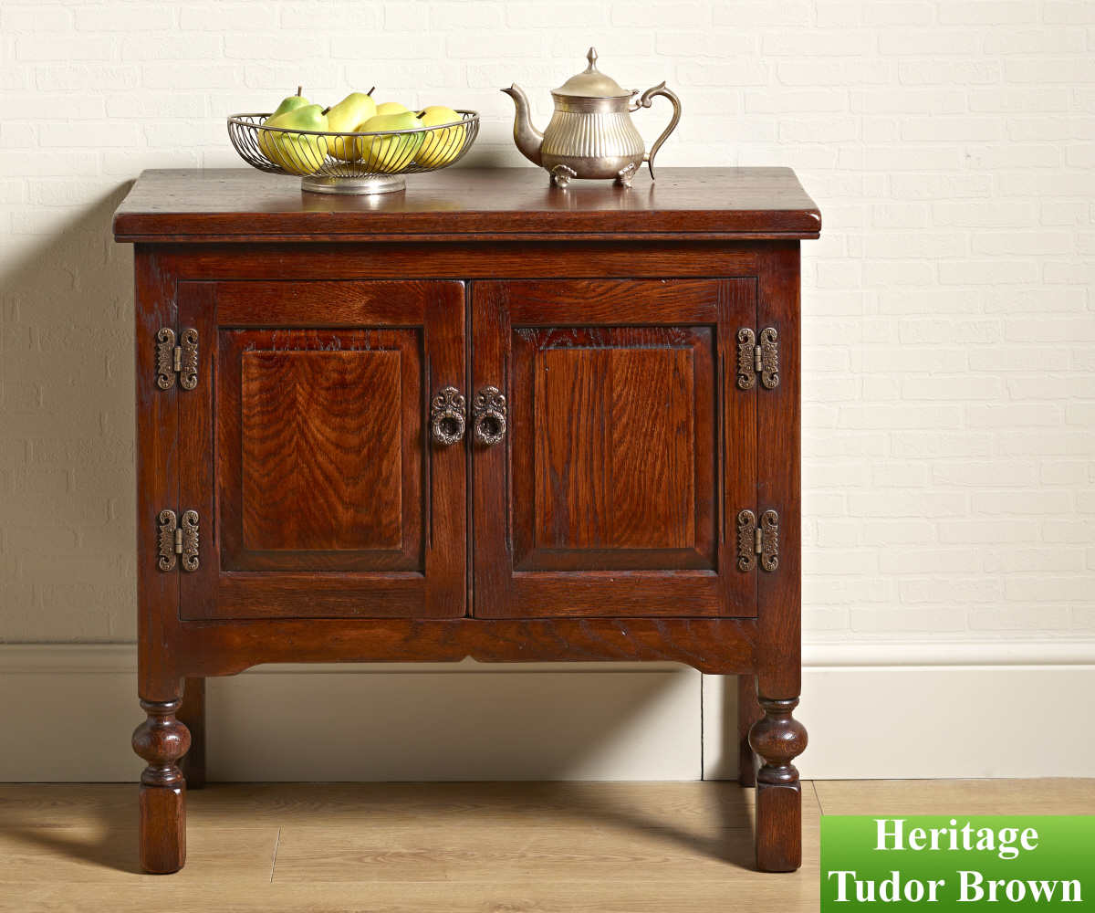 Old Charm Classic 2829 Pedestal Cabinet