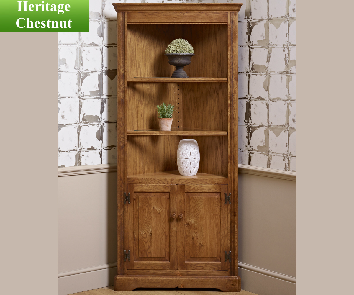Old Charm Classic 2996 Open Corner Cabinet