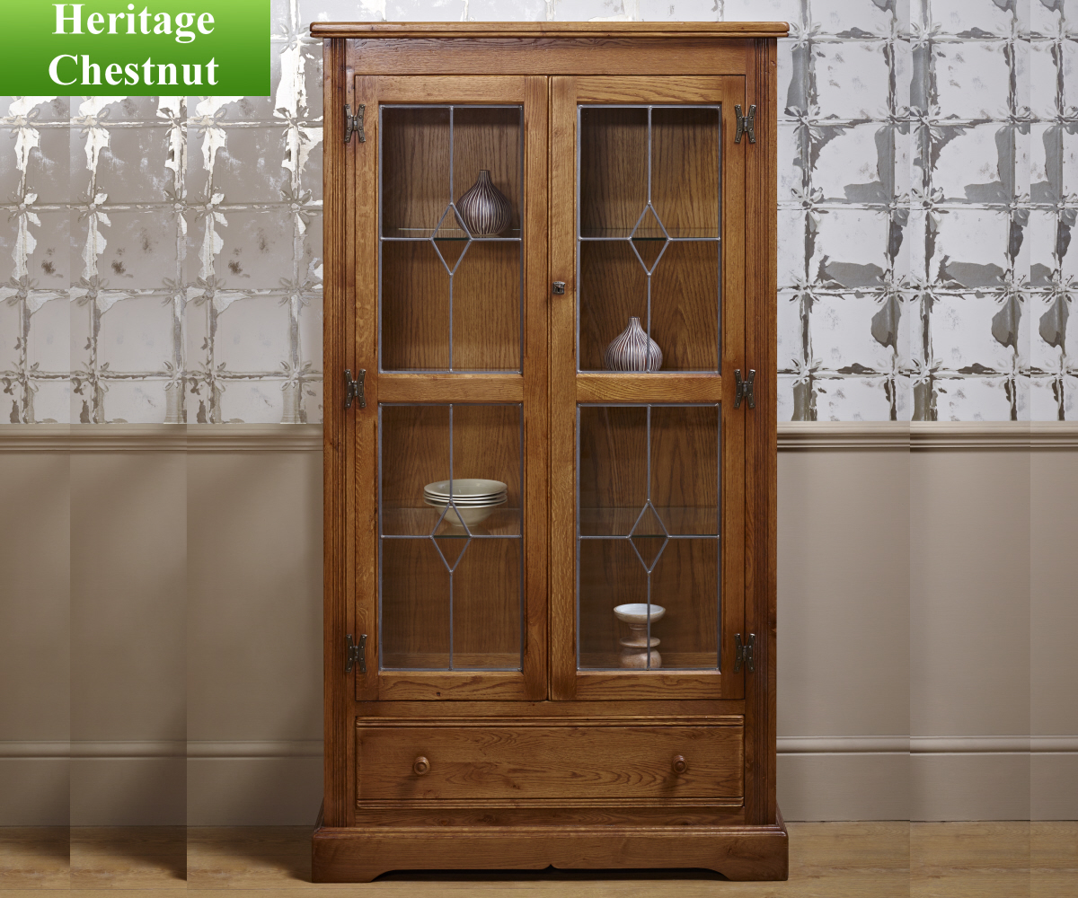 Old Charm Classic 2999 Display Cabinet