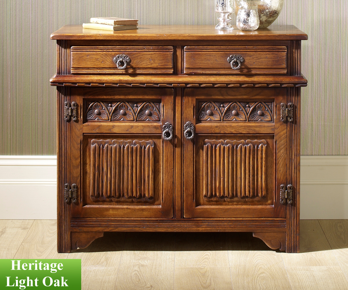 Old Charm Classic 1631 Windsor 3ft Sideboard