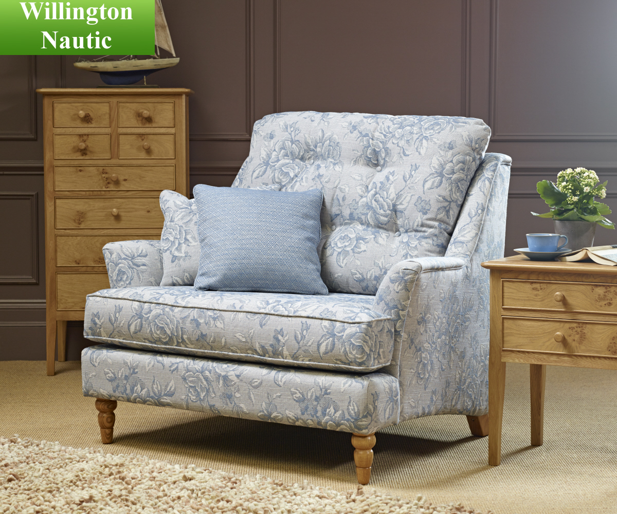 Old Charm Hemsby Loveseat
