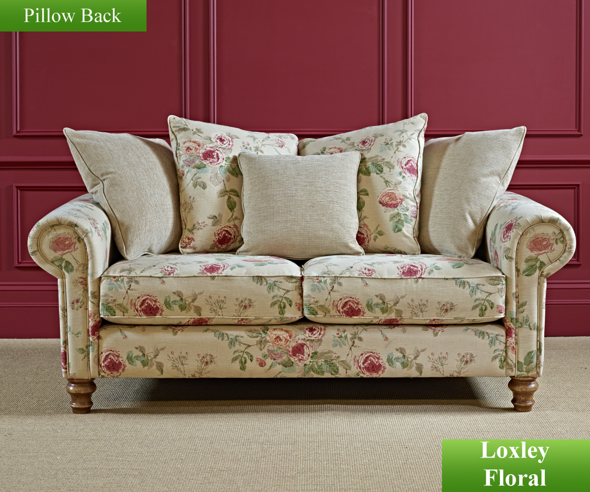 Old Charm Lavenham Medium Sofa