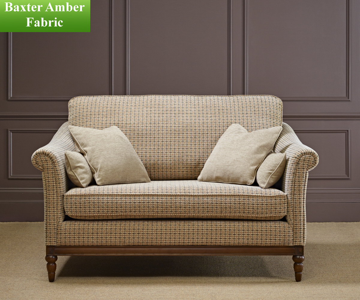 Old Charm Weybourne Compact Sofa 2 Seater Sofa Rg Cole