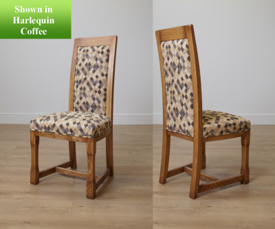 Old Charm Chatsworth 2899 Fabric Dining Chair