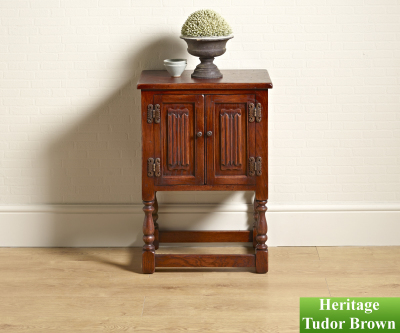 Old Charm Classic 1582 Pedestal Cabinet