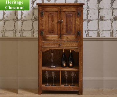 Old Charm Classic 3018 Drinks Cabinet